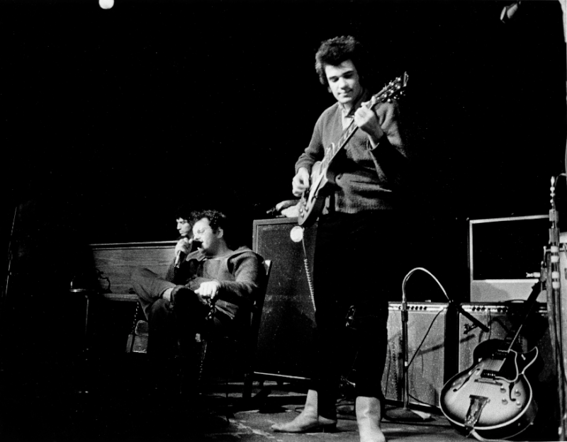 Mike Bloomfield : Live At Bill Graham's Fillmore West (1969) 99484510