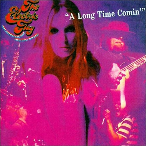 The Electric Flag : A Long Time Comin' (1968) Electr10