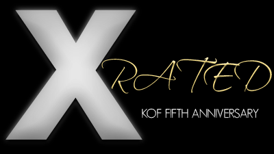 X-Rated • 3 : Madison Square Garden, NY X-rate12