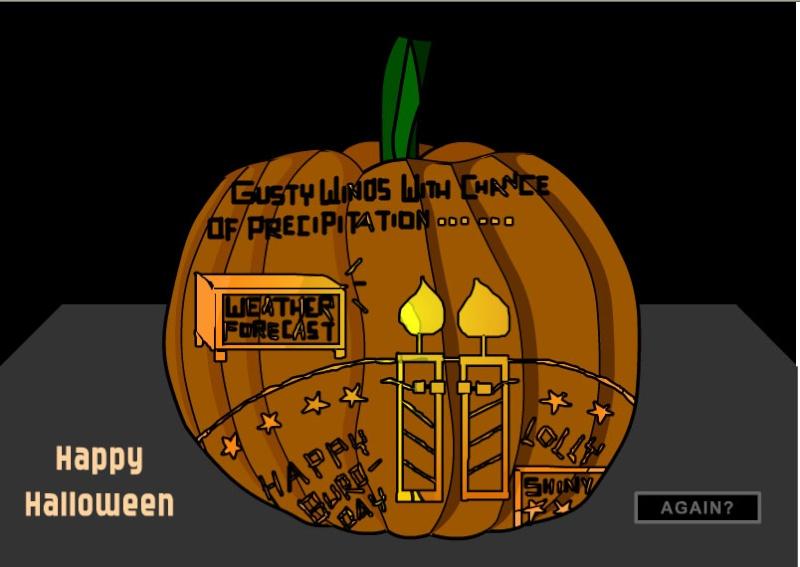Carve Me a Pumpkin cake! Bday_p11