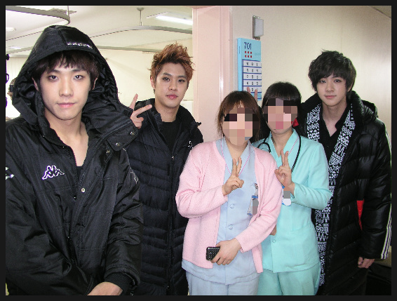 [PICS] MBLAQ @ the Hospital  Intra_12