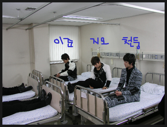 [PICS] MBLAQ @ the Hospital  Intra_14