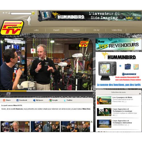 Fishing-TV : une Web-TV 100% pêche   48347110