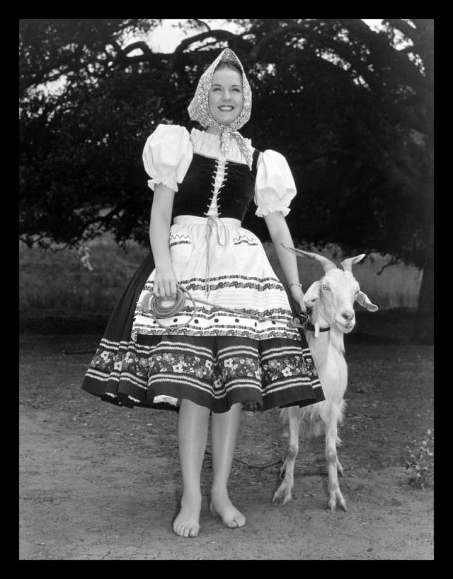 SPRING PARADE Goat9910