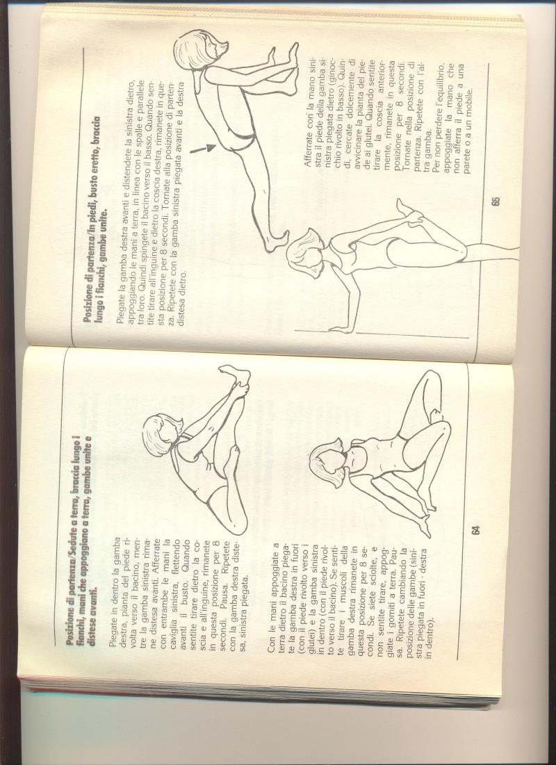 Esercizi per le gambe Cosce210