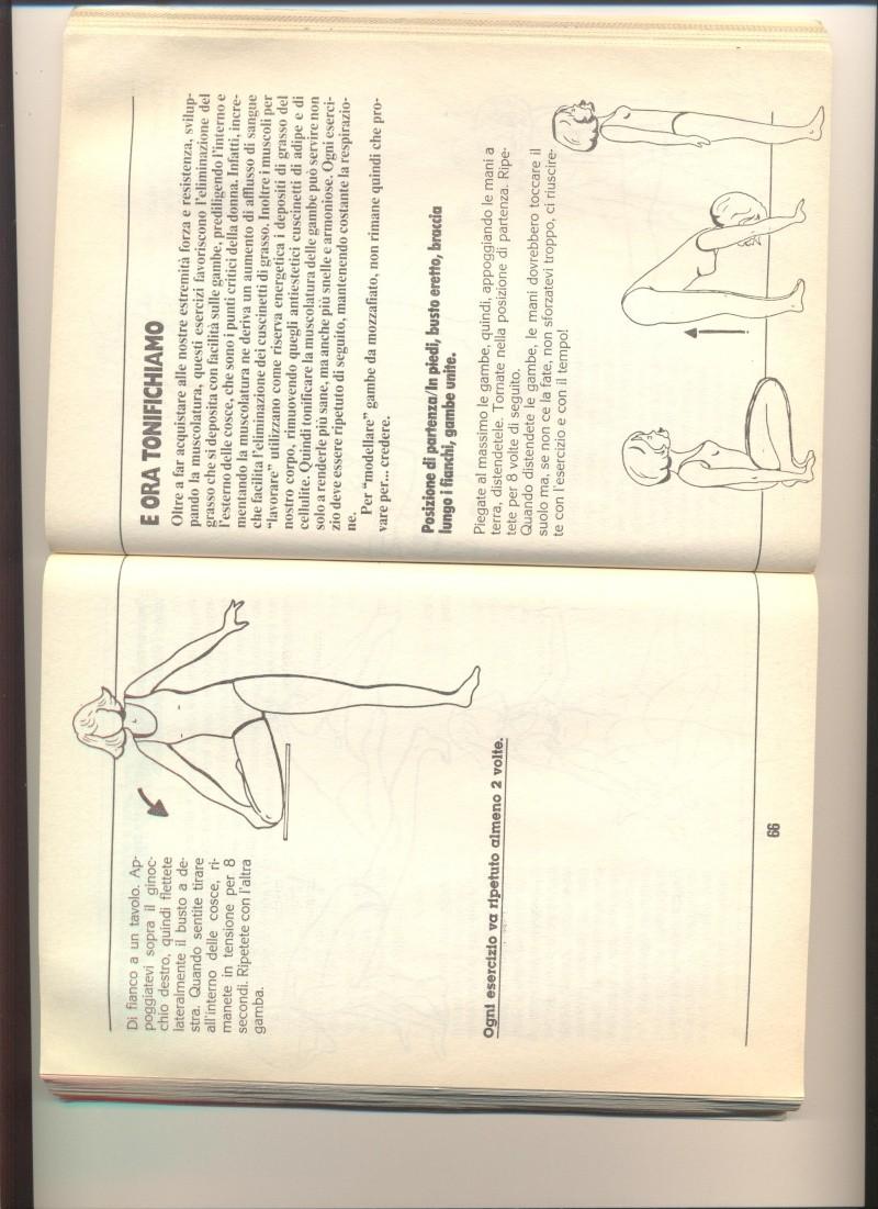 Esercizi per le gambe Cosce310