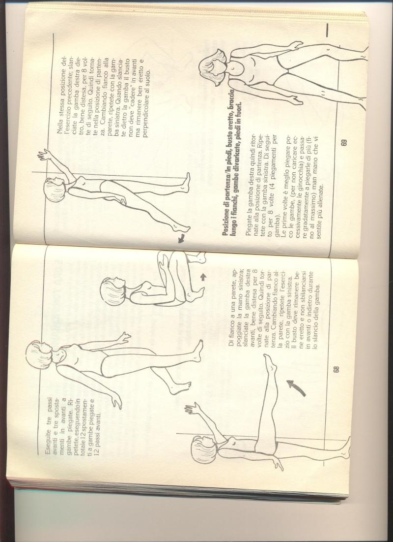 Esercizi per le gambe Cosce410