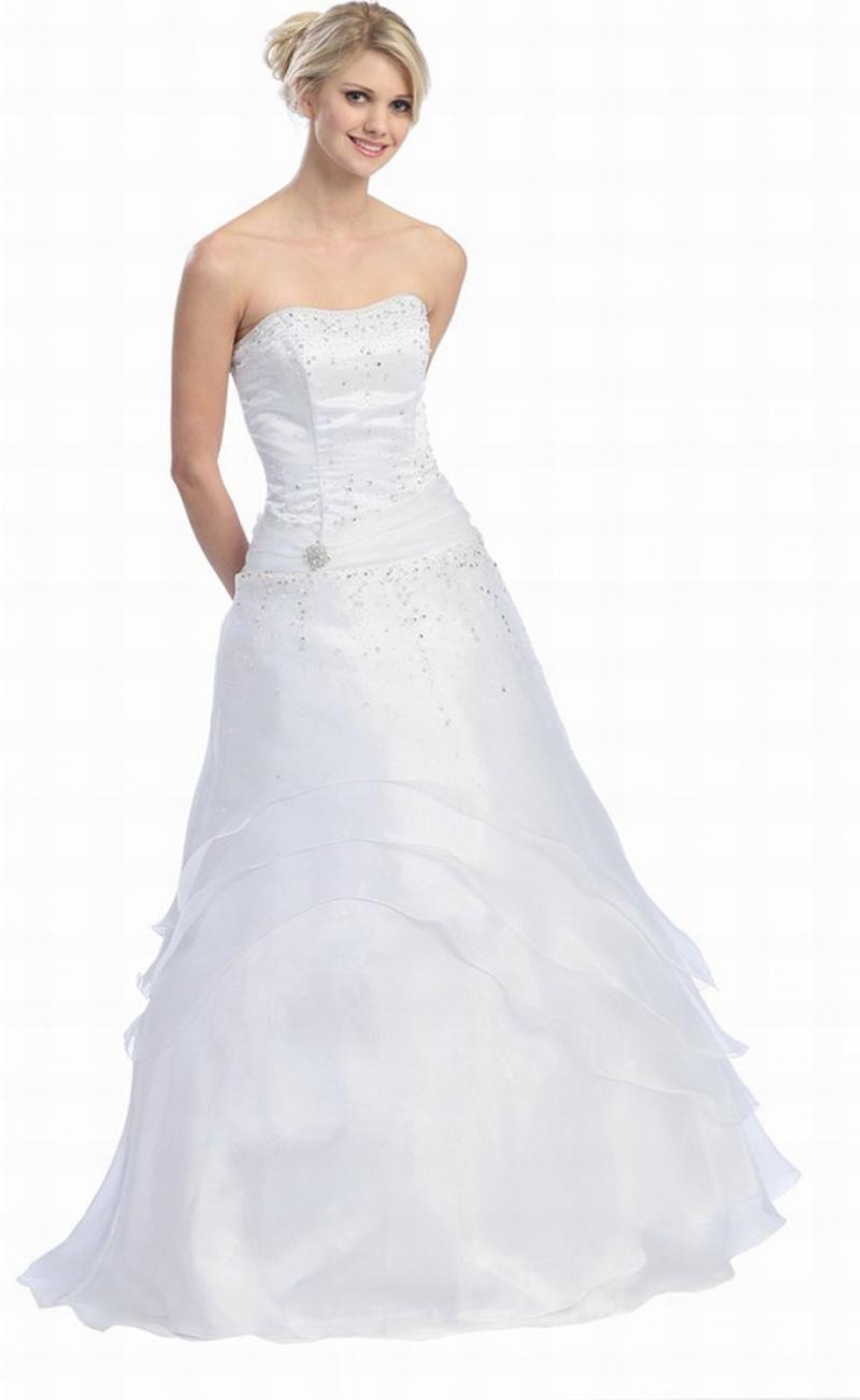 فساتين - احدث فساتين زفاف لهذا العام قمة فى الروعه و الاناقه 612bl610