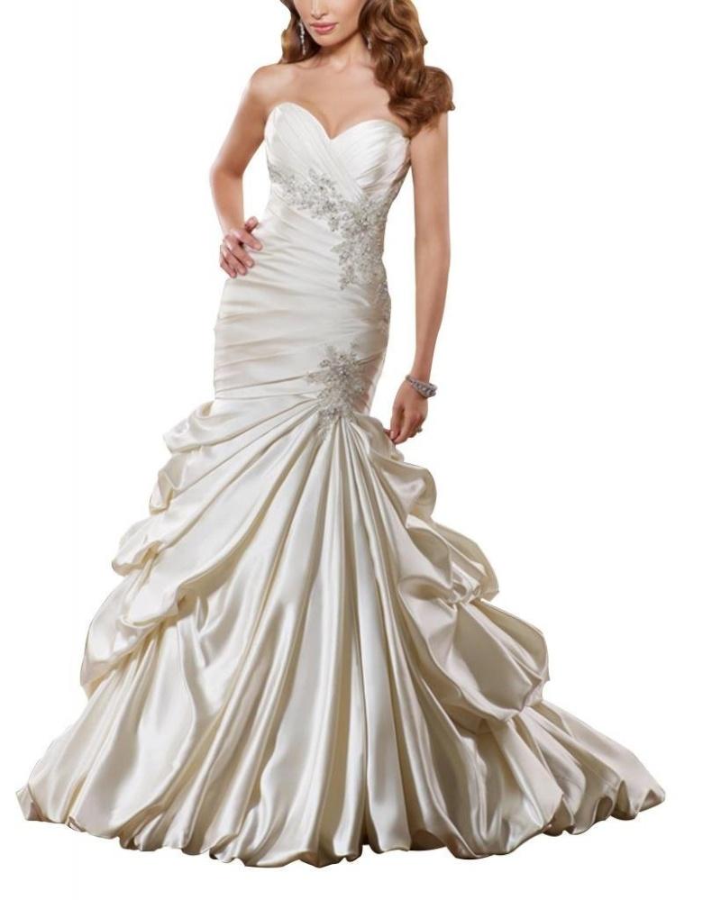 فساتين - احدث فساتين زفاف لهذا العام قمة فى الروعه و الاناقه 61oth510