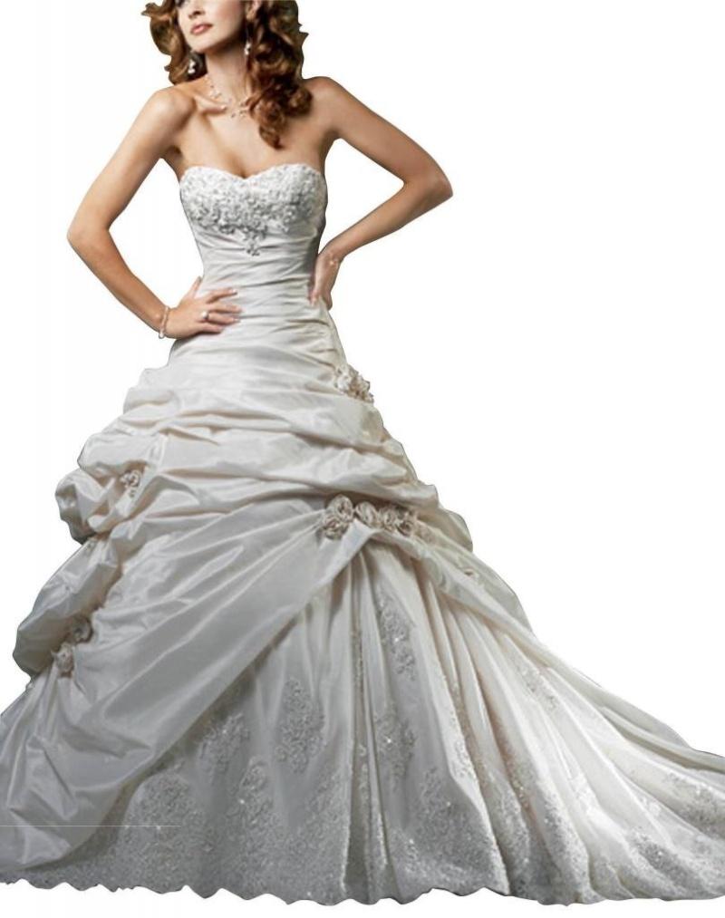 فساتين - احدث فساتين زفاف لهذا العام قمة فى الروعه و الاناقه 61snny10