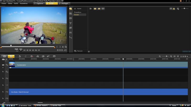 Logiciel de montage vidéo Sans_t13