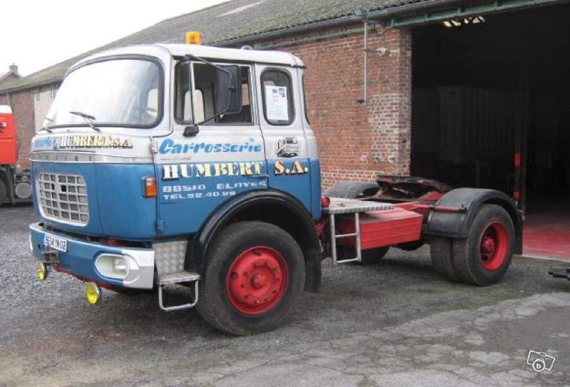 Les camions des commerces et PME Berlie10