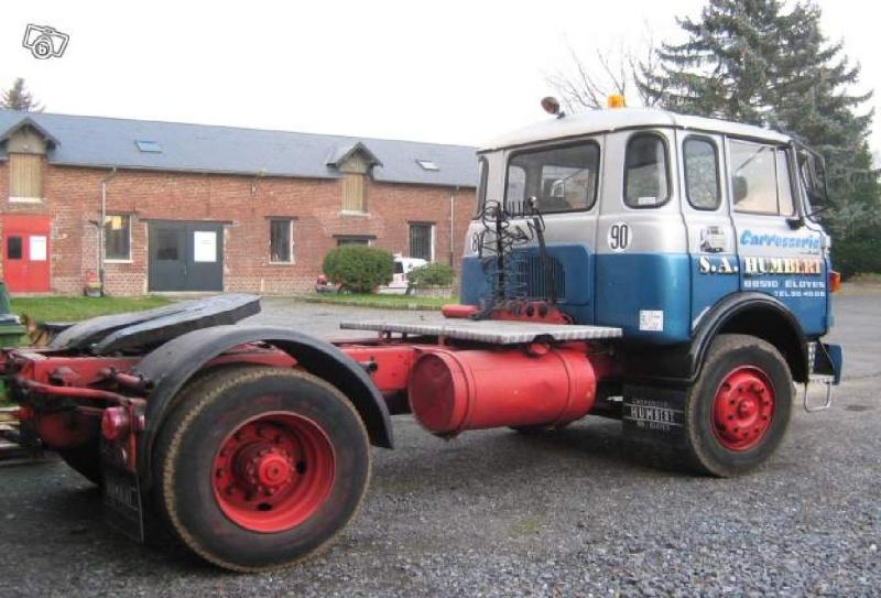 Les camions des commerces et PME Berlie11