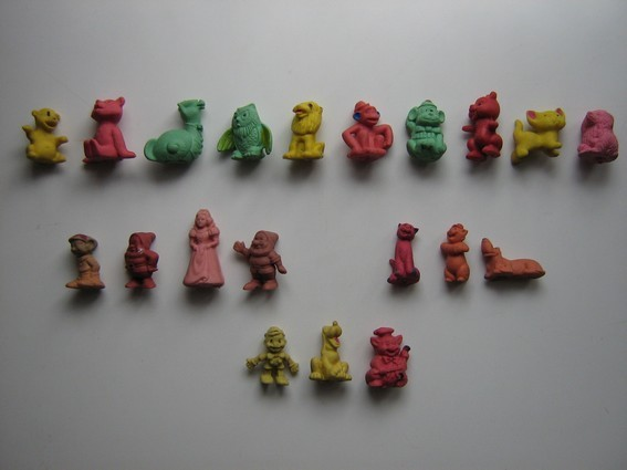 Glup's de chez Esso (figurines 1972) 97c9a310