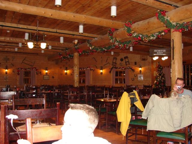 Disney's Hôtel Davy Crockett Dsc00110