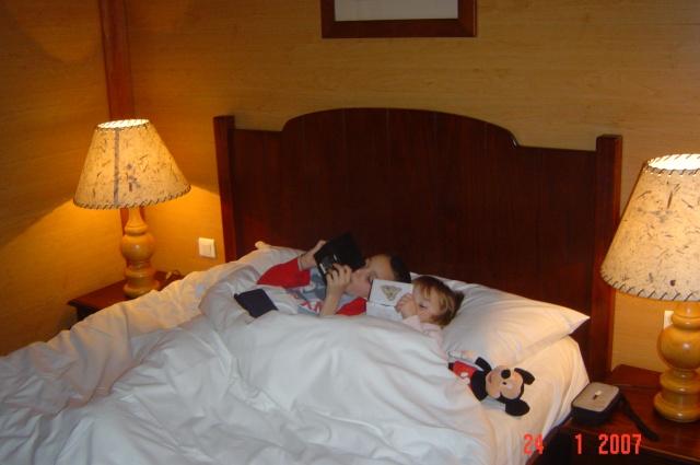 Disney's Hôtel Davy Crockett Dsc03314