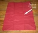Pliage des serviettes Pliage11
