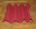 Pliage des serviettes Pliage15