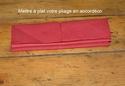 Pliage des serviettes Pliage16