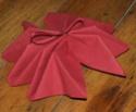 Pliage des serviettes Pliage23