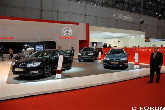 [SALON] Geneve 2009 - Salon international de l'auto 110