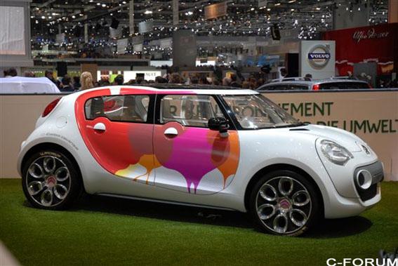 [SALON] Geneve 2009 - Salon international de l'auto 1210