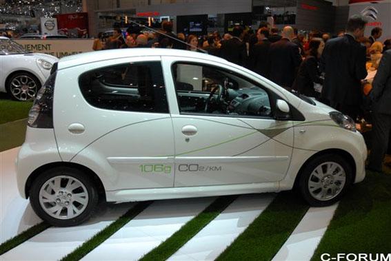 [SALON] Geneve 2009 - Salon international de l'auto 1310