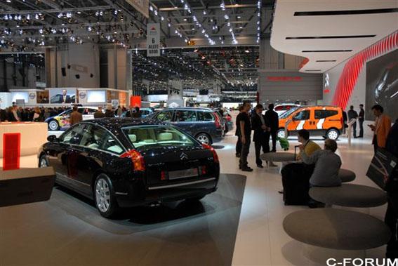 [SALON] Geneve 2009 - Salon international de l'auto 1711