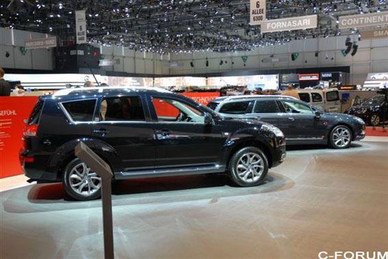 [SALON] Geneve 2009 - Salon international de l'auto 1810