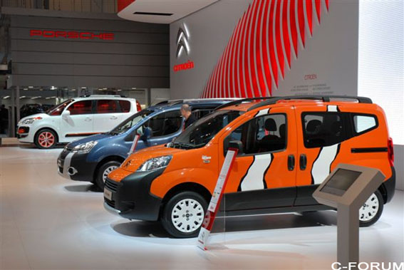 [SALON] Geneve 2009 - Salon international de l'auto 1910