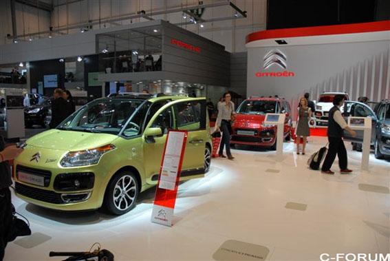[SALON] Geneve 2009 - Salon international de l'auto 2010