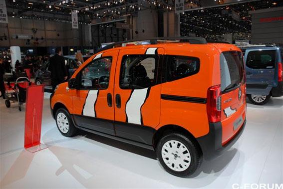 [SALON] Geneve 2009 - Salon international de l'auto 210