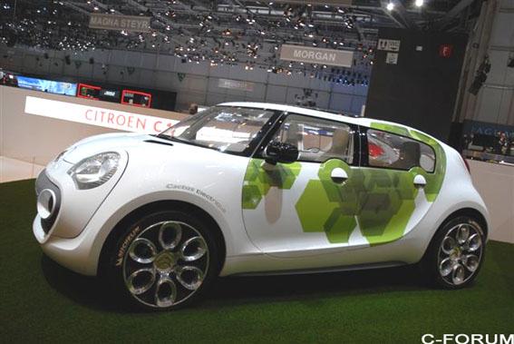 [SALON] Geneve 2009 - Salon international de l'auto 2410