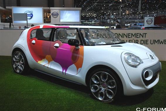 [SALON] Geneve 2009 - Salon international de l'auto 2810