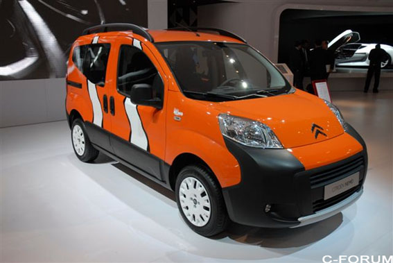 [SALON] Geneve 2009 - Salon international de l'auto 310