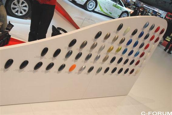 [SALON] Geneve 2009 - Salon international de l'auto 3110