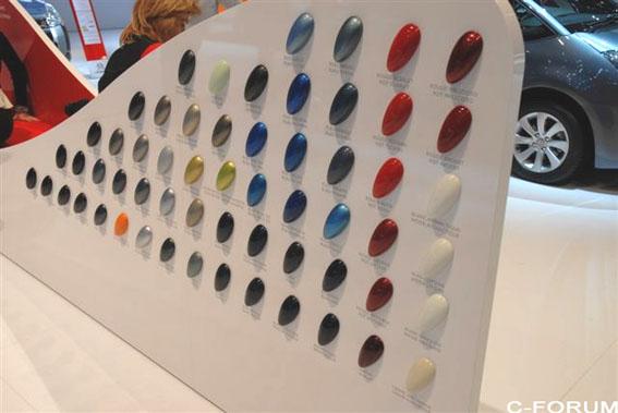 [SALON] Geneve 2009 - Salon international de l'auto 3210