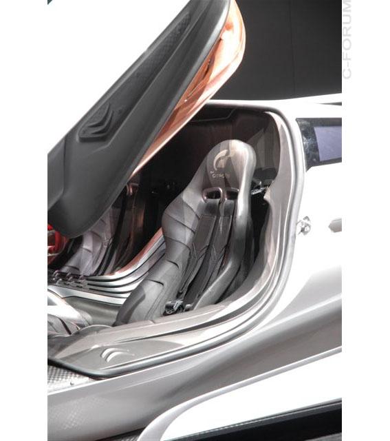 [SALON] Geneve 2009 - Salon international de l'auto 3810