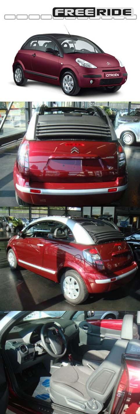 [Serie speciale] Citroën C3 pluriel kiwi C3pluf10