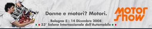 [SALON] Bologne 2008 - Motor show Motors10