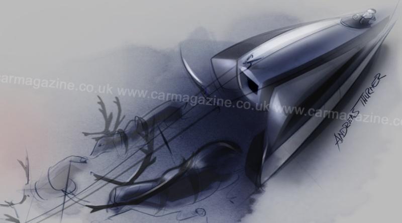 [Présentation] Le design par Rolls royce 1152