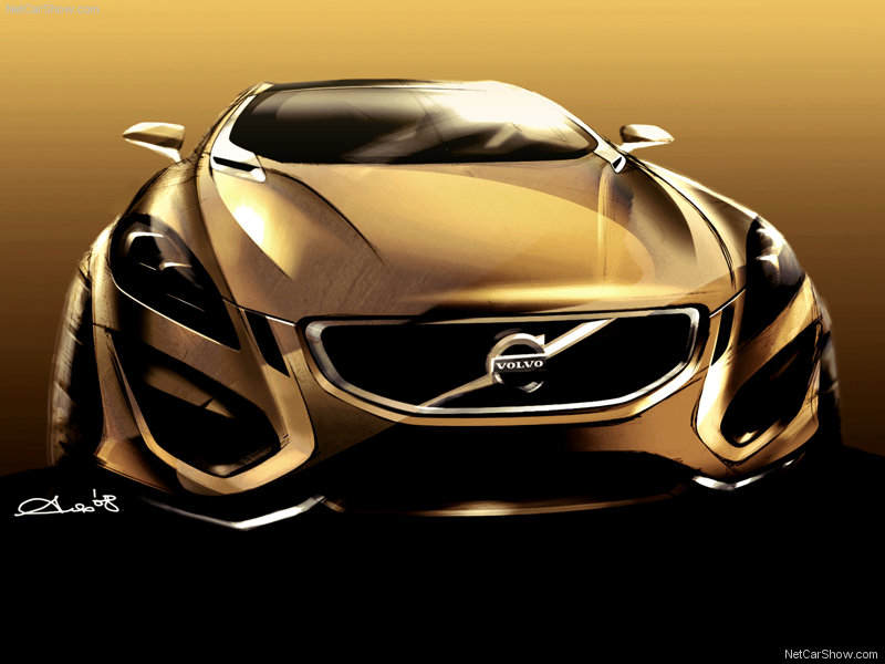 [Présentation] Le design par Volvo 2104