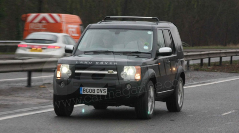 2009 - [Land Rover] Discovery 4 (FL) 275