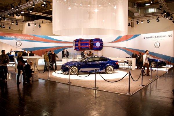 [Préparations] Galerie Brabham 330