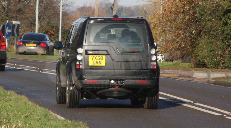 2009 - [Land Rover] Discovery 4 (FL) 454