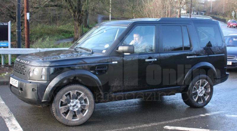 2009 - [Land Rover] Discovery 4 (FL) 543