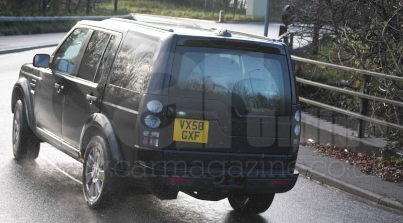 2009 - [Land Rover] Discovery 4 (FL) 634