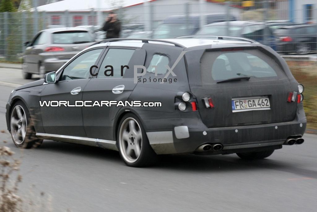 [Mercedes] Classe E break A410