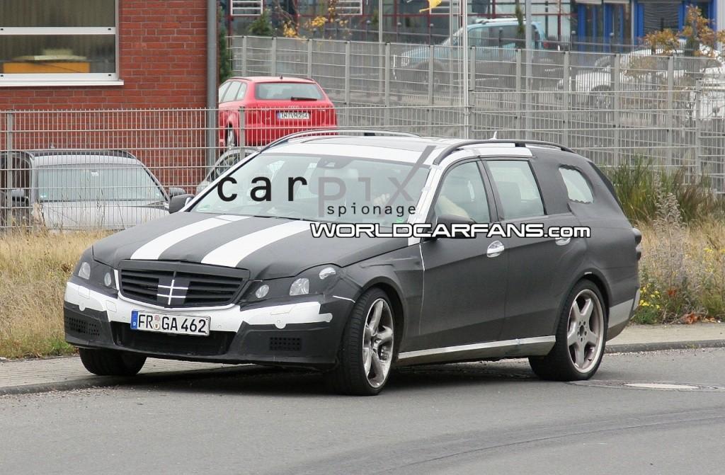 [Mercedes] Classe E break A610