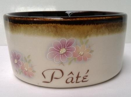 Kermiko Stoneware Pate dish Kermik10